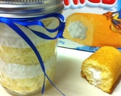 Twinkie Cake in a Jar