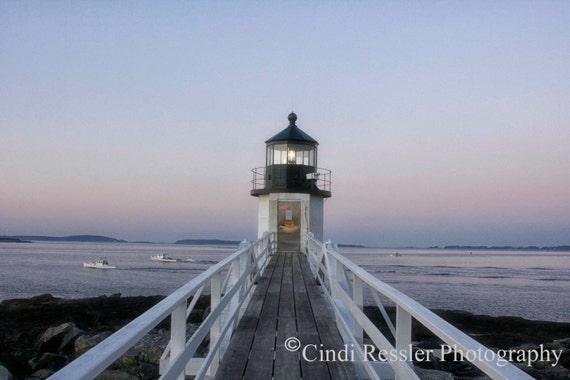 Marshall Point Lighthouse, Fine Art Photography, Maine Photography, Landscape Photography