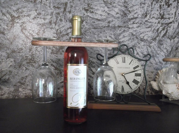 Wine Glass Holder/Wine Bottle Caddie
