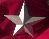 Silver Hanging Star