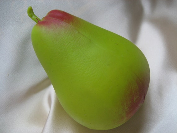 Pear Fruit Rhythm Shaker - Auxiliary Percussion Hand Instrument