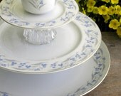 3-Tiered Pedestal Serving Platter