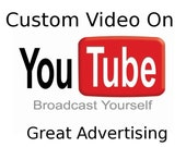 Custom video to use on YouTube - using your existing pictures