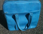 Light Blue Samsonite Silhouette Great Condition