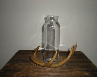 SALE/ glass bottle