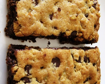 Blondies/ Nestle Toll House Bars