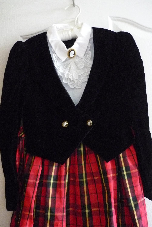 Bonnie Jean Christmas Dresses