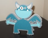 RESERVED LISTING -  30 Monster Invitations