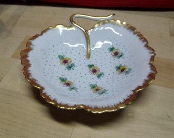 Limoges Lemon Dish, MINT