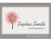 Personalized Premade logo for small businesses or photographers - No 254