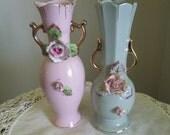 Vintage Bud Vases