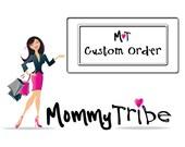 Custom Order for starryeyes615 (2 Bow Ties and 1 Hair Pin)