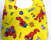 Toddler Bib Elmo