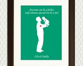 Personalized Gift for a NEW DAD - for a dad, father or grandfather. Perfect for Father's Day, New Baby Shower, Christmas, Mothers Day