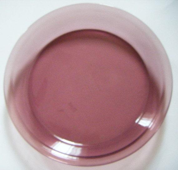 Vintage Purple Lavender Pyrex Number 209 Pie Plate 10 By