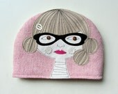 Geek Girl Tea Cosy