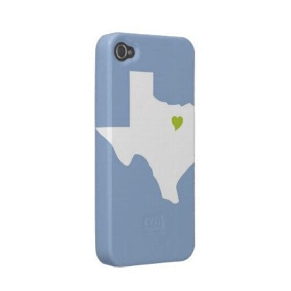 Customize Your Heart - Custom iPhone 4 Case