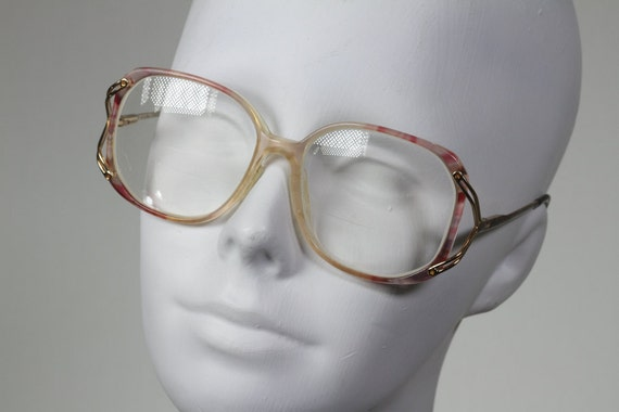 Vintage Pink Eye Glasses