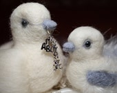New baby gift  Its a boy  Mother and baby dove