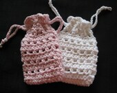 "Soap ""Coozies"" Washcloths Soap Savers FREE SHIPPING Many Colors"