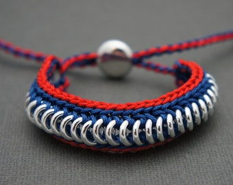 Link Friendship Bracelet - London Olympic (Chain) - (One Direction)