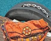 RAJASTHAN - Banjara Patchwork Hobo bag, Tribal, Boho, one of a kind -CURRENT STOCK