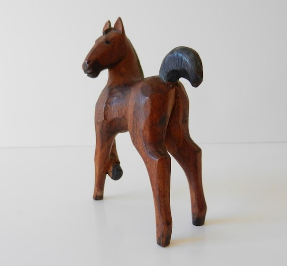 Folk Art,  Little Foal