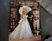 Paradise Publications-Crochet Collector Costume-vol.70-1901 victorian trousseau lingerie Costume instuction booklet