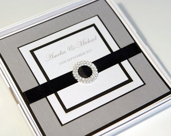 Wedding Invitation - The 'Cassandra'.