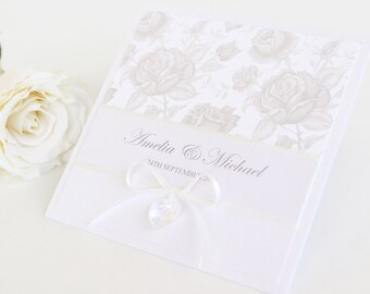 Wedding invitation - The 'Juliet'