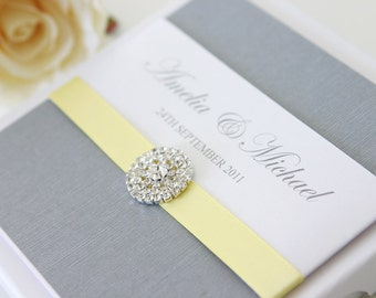 Wedding Invitation - The 'Kylie'