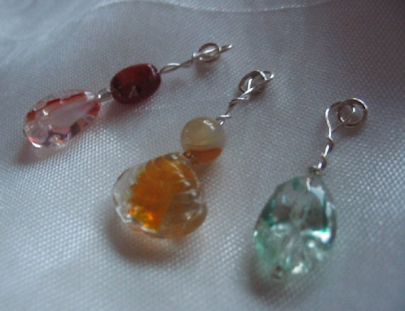 Tiny Treasures - Czech glass charms