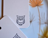 Owl Gift Hang Tags
