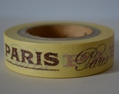 Deco Crafting Tape Paris