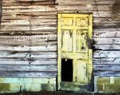 Doorway to the Past, 8x10 Fine Art Metallic Photo - New Lower Prices