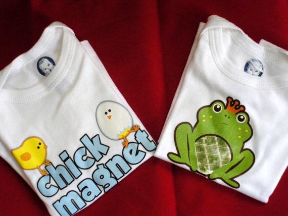 Set of 2 Infant t-shirts 6-9 months