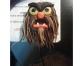 muppet inspired sweetums pendant