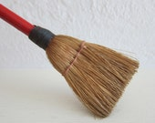 Miniature Broom Pencil 1960's Blindcraft San Francisco Made by Blind
