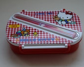 Vintage Hello Kitty Lunch Box