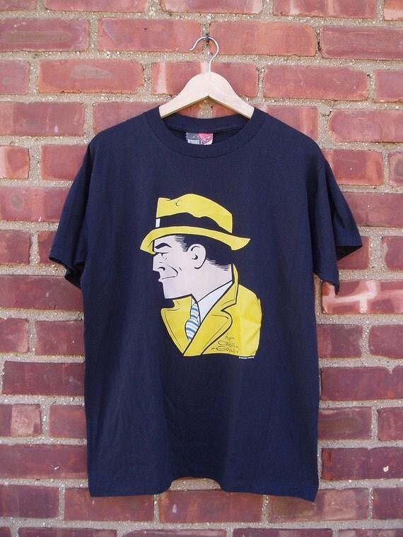 Dick Tracy Shirt 54