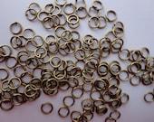 SALE 500 pcs of antique bronze Jump Rings 0.7x5mm