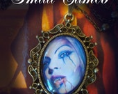 """Goth Collection Mini Cameos: """"Blood Passion"""""""