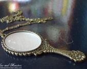 Fairytales Mirror Necklace