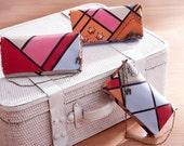 iPhone SmartPhone Clutch Wallet - hot pink