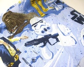 Star Wars cotton woven fabric RESERVED