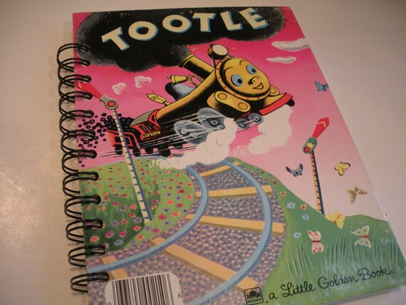 Tootle Little Golden Book Recycled Journal