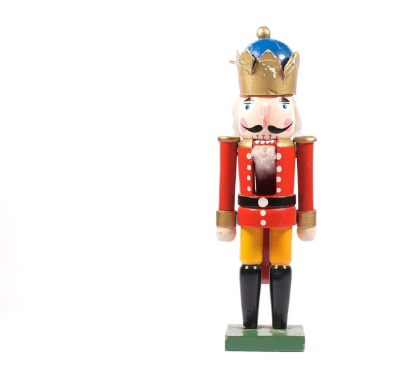Toys Are Us Wooden Toys : Items similar to vintage wooden nutcracker toy on etsy