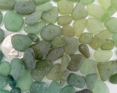 Sea Glass Beach Glass Beads Exotic Rare Colors Authentic Jewelry Quality