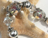 Bracelet Swarovski Crystal Sterling Silver