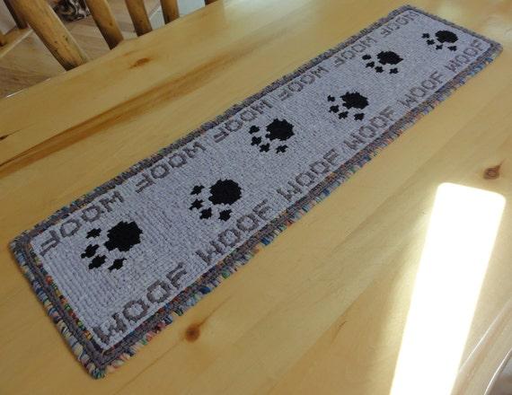 Sold Karen Woof Dog Paw Prints Locker By Meadowlarknaturals